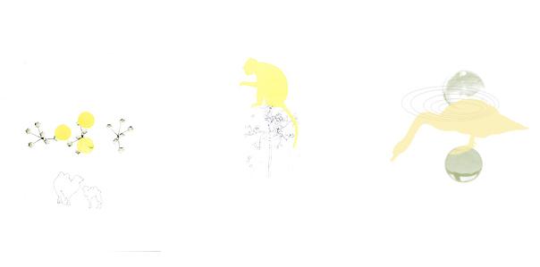 Arbeiten auf Papier / Tim Stefan Heger