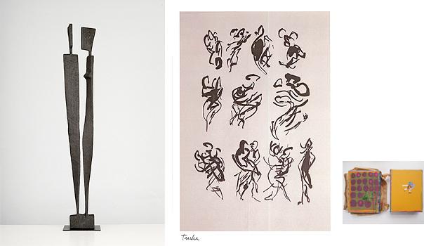 Erotik – oder die Magie der Berührung, ein Zyklus von drei Ausstellungen / Jan Jastram, Albrecht Weckmann, Katharina Schnitzler