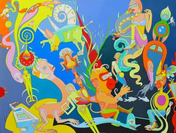 Kai Hellbardt - Fantastischer Realismus