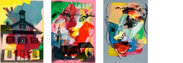 Bilder des Künstlers Hans-Ulrich Wagner / Hans-Ulrich Wagner, Stuttgart