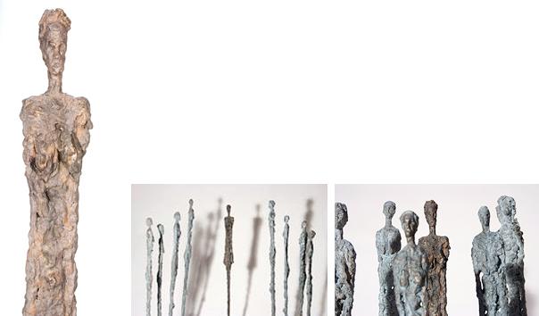 Mesdames Skulpturen / Michael Waldbauer, Stuttgart