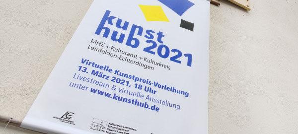 Kunstpreis kunsthub 2021