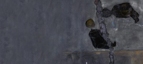 Mechtild Schöllkopf-Horlacher, Malerei, Collage, Materialbild