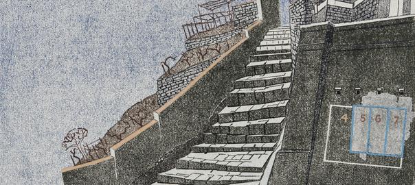 Robert Förch - Linolschnitte, Radierungen, Lithografien, Zeichnungen